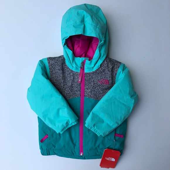 Toddler The North Face Kids Baby Boys Snowquest Insulated Jacket